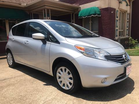 2015 Nissan Versa Note for sale at Firestation Auto Center in Tyler TX