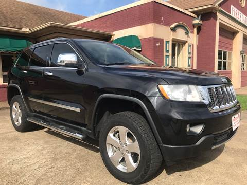 2011 Jeep Grand Cherokee for sale at Firestation Auto Center in Tyler TX