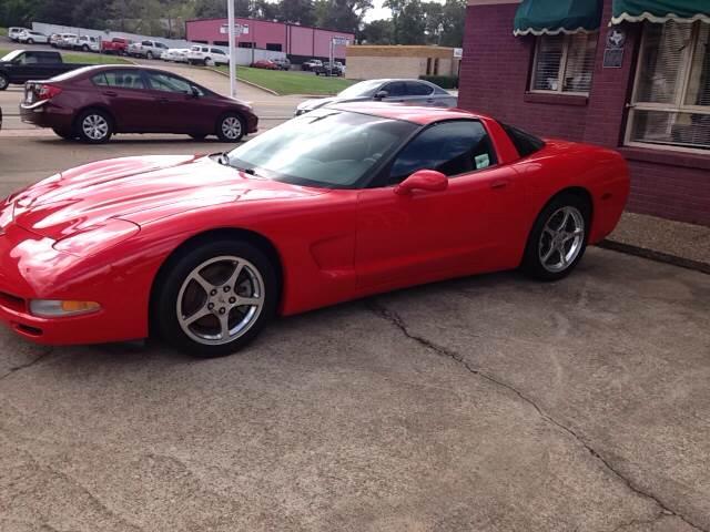 1997 Chevrolet Corvette 2dr Hatchback - Tyler TX