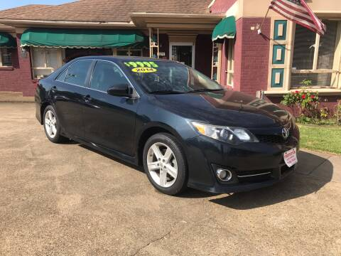2014 Toyota Camry for sale at Firestation Auto Center in Tyler TX