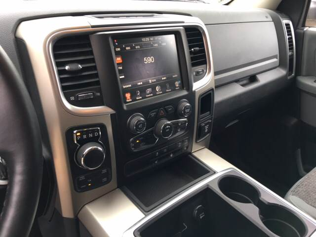 2014 RAM Ram Pickup 1500 4x4 SLT 4dr Crew Cab 5.5 ft. SB Pickup - Tyler TX