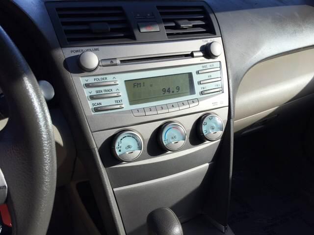 2009 Toyota Camry LE 4dr Sedan 5A - Tyler TX