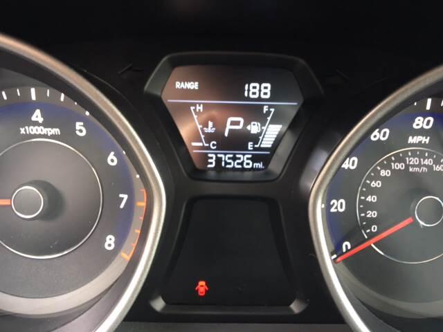 2016 Hyundai Elantra SE 4dr Sedan 6A (US) - Tyler TX