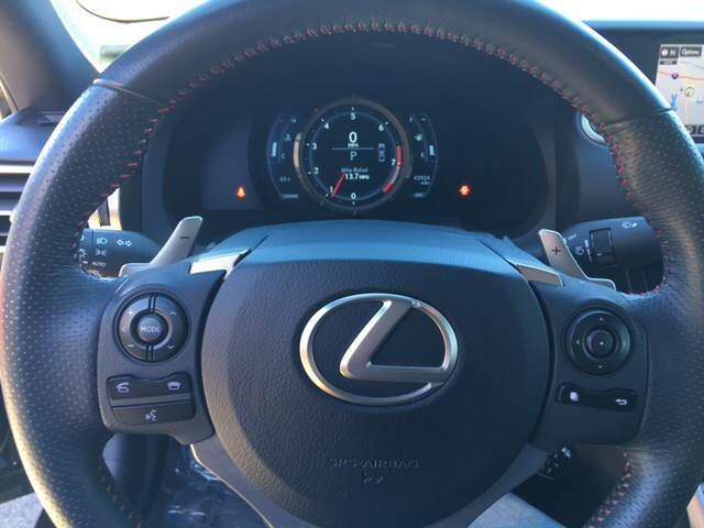 2014 Lexus IS 250 4dr Sedan - Tyler TX