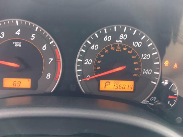 2009 Toyota Corolla S 4dr Sedan 4A - Tyler TX