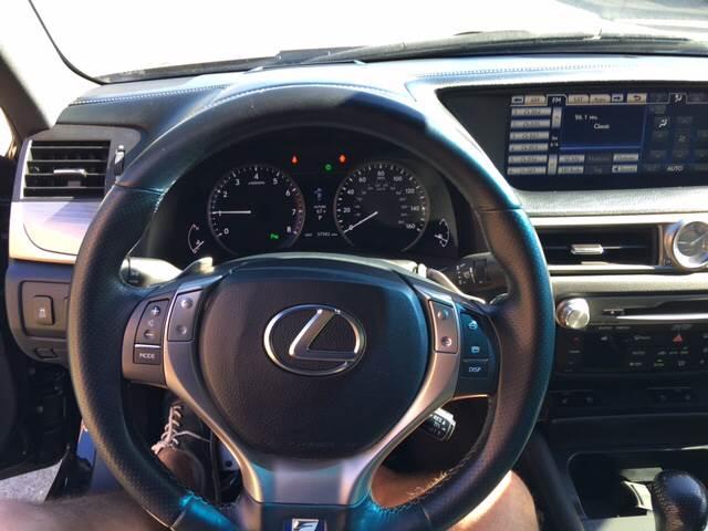 2014 Lexus GS 350 4dr Sedan - Tyler TX