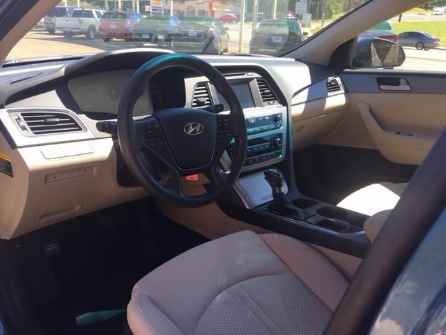 2016 Hyundai Sonata SE 4dr Sedan - Tyler TX