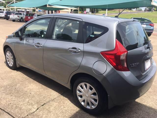 2015 Nissan Versa Note SV 4dr Hatchback - Tyler TX