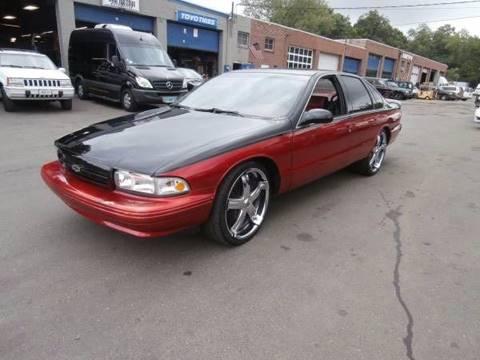 1995 Chevrolet Impala for sale in Orange, CT