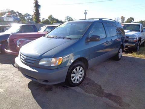 2003 Toyota Sienna for sale in Orange, CT