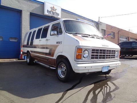 1984 Dodge Ram Van for sale in Orange, CT