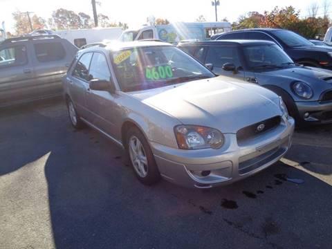 2005 Subaru Impreza For Sale Carsforsale