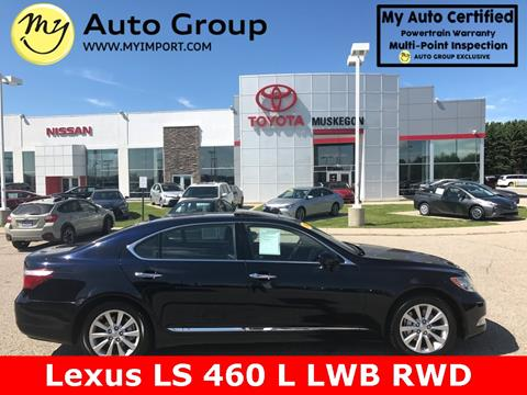 2008 Lexus LS 460 for sale in Muskegon, MI