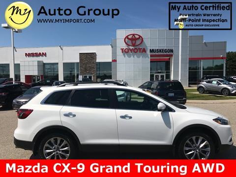 2015 Mazda CX-9 for sale in Muskegon, MI