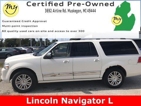 2007 Lincoln Navigator L for sale in Muskegon, MI