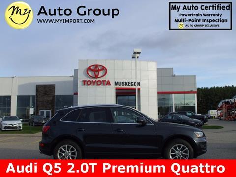 2012 Audi Q5 for sale in Muskegon, MI