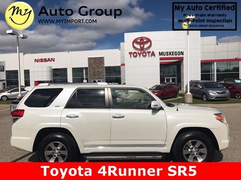 2013 Toyota 4Runner for sale in Muskegon, MI