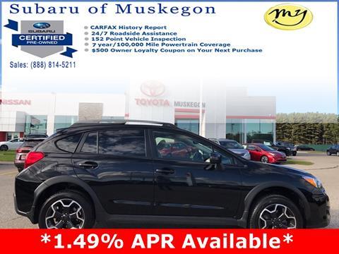 2015 Subaru XV Crosstrek for sale in Muskegon, MI