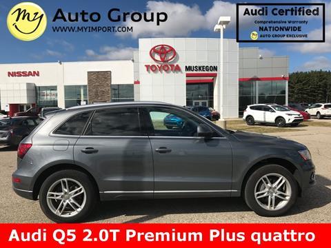 2017 Audi Q5 for sale in Muskegon, MI