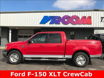 2003 Ford F-150 for sale in Muskegon, MI
