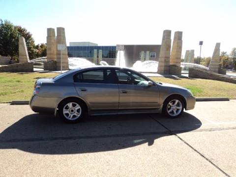 2006 Nissan Altima for sale in Irving, TX