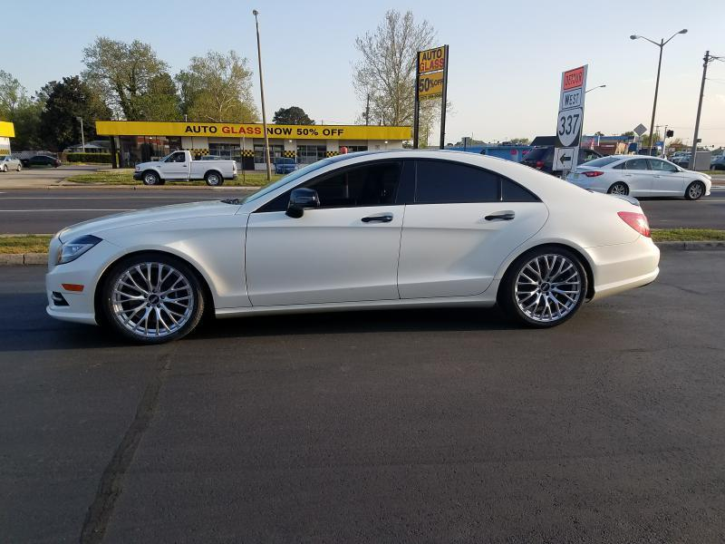 2012 Mercedes-Benz CLS CLS 550 4dr Sedan - Portsmouth VA