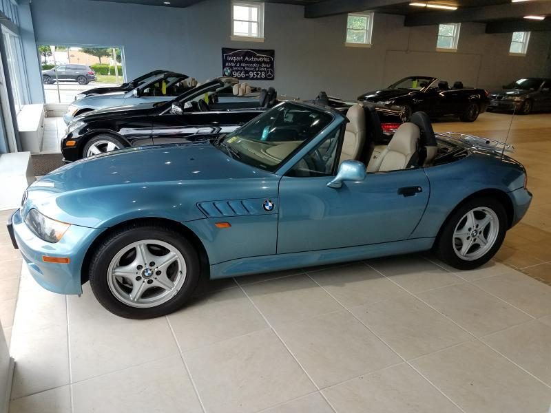 1998 BMW Z3 1.9 2dr Convertible - Portsmouth VA