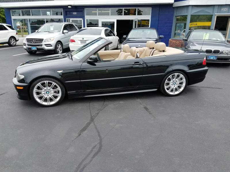 2005 BMW 3 Series 330Ci 2dr Convertible - Portsmouth VA