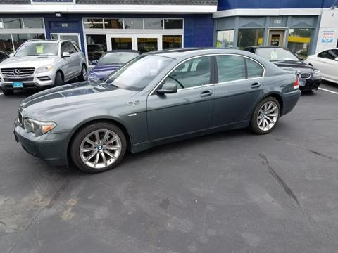 2003 BMW 7 Series for sale in Portsmouth, VA