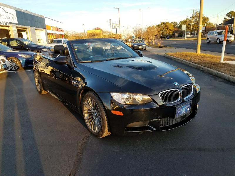 2008 BMW M3 2dr Convertible - Portsmouth VA