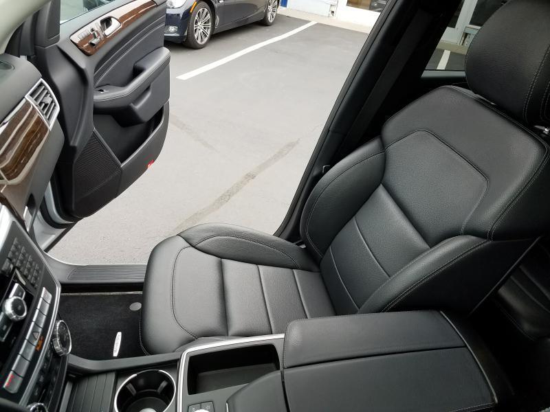 2012 Mercedes-Benz M-Class AWD ML 350 BlueTEC 4MATIC 4dr SUV - Portsmouth VA