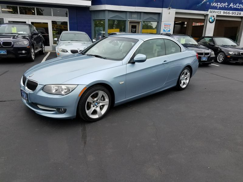 2013 BMW 3 Series 335i 2dr Convertible - Portsmouth VA