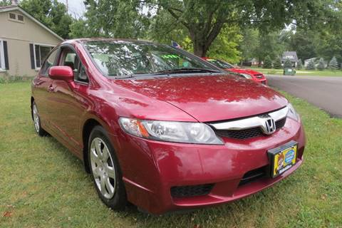 2011 Honda Civic for sale in Reynoldsburg, OH
