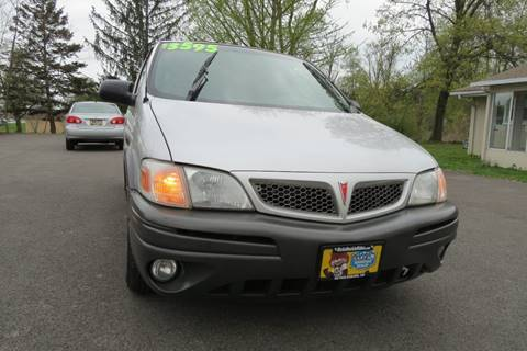 2002 Pontiac Montana for sale in Reynoldsburg, OH