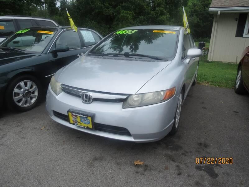2008 Honda Civic LX 4dr Sedan 5A - Reynoldsburg OH