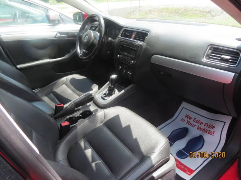 2013 Volkswagen Jetta SE 4dr Sedan 6A - Reynoldsburg OH