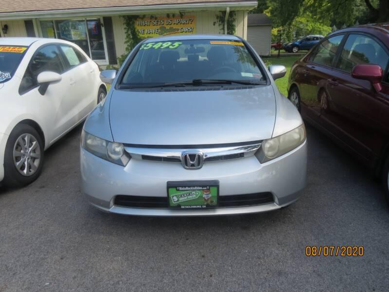 2008 Honda Civic Hybrid 4dr Sedan - Reynoldsburg OH