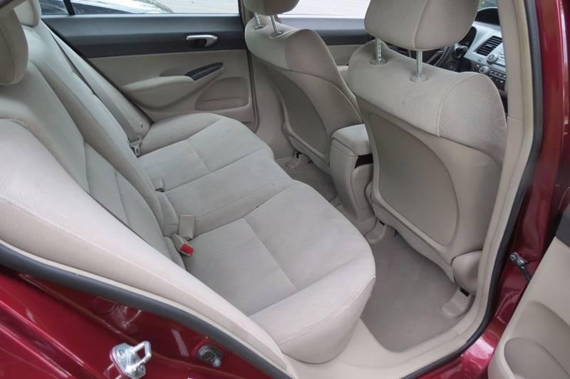 2011 Honda Civic LX 4dr Sedan 5A - Reynoldsburg OH