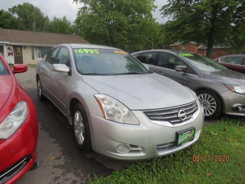 2011 Nissan Altima 2.5 S 4dr Sedan - Reynoldsburg OH