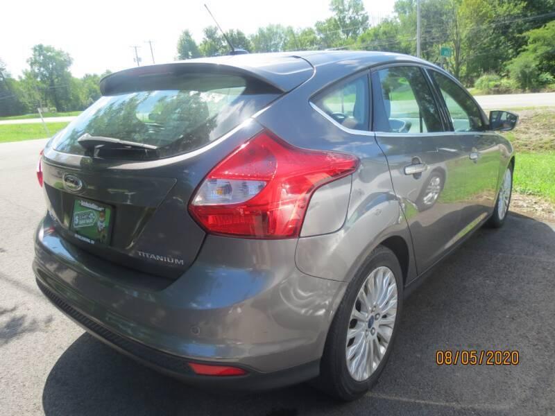 2012 Ford Focus Titanium 4dr Hatchback - Reynoldsburg OH