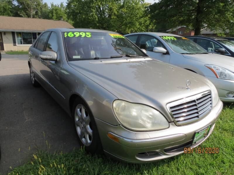 2006 Mercedes-Benz S-Class AWD S 500 4MATIC 4dr Sedan - Reynoldsburg OH