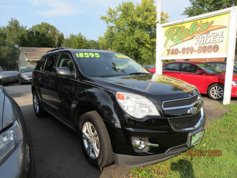 2014 Chevrolet Equinox AWD LT 4dr SUV w/2LT - Reynoldsburg OH