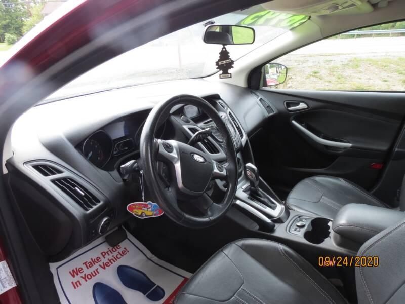 2013 Ford Focus SE 4dr Sedan - Reynoldsburg OH