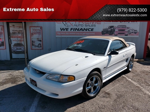 Extreme Auto Sales >> Extreme Auto Sales Bryan Tx Inventory Listings