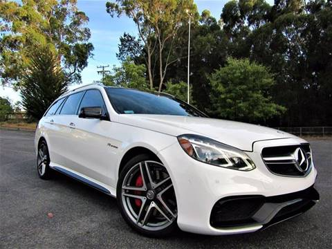 2014 Mercedes-Benz E-Class for sale at Top Tier Motorcars in San Jose CA