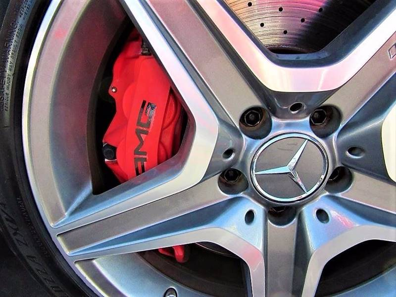 2013 Mercedes-Benz C-Class C 63 AMG 4dr Sedan - San Jose CA