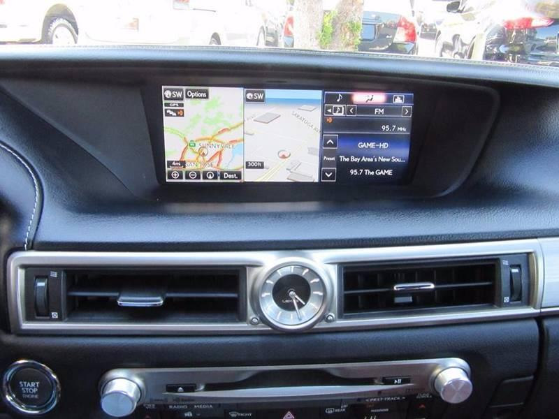 2015 Lexus GS 350 4dr Sedan - San Jose CA