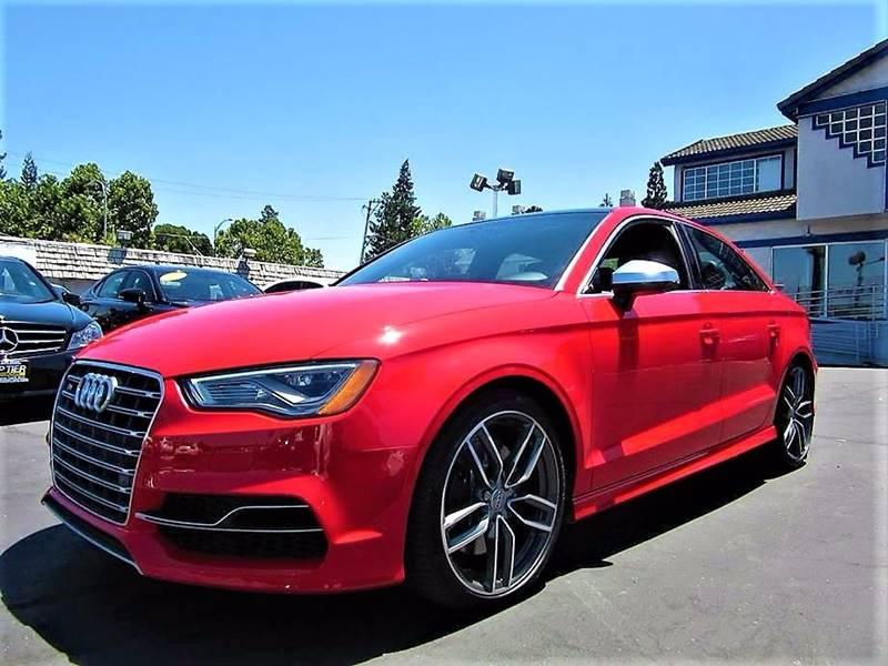 2015 Audi S3 for sale at Top Tier Motorcars in San Jose CA