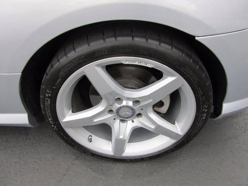 2013 Mercedes-Benz SLK SLK 250 2dr Convertible - San Jose CA