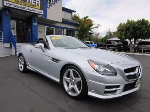 2013 Mercedes-Benz SLK for sale in San Jose, CA